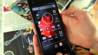 Overview smartphone ThL T100s Iron Man