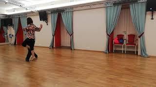 Урок 93. Танцующие Танго