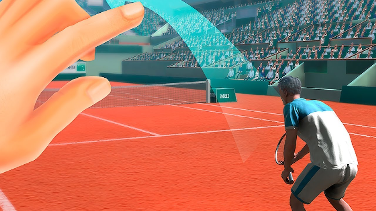 نتيجة بحث الصور عن ‪French Open: Tennis Games 3D – Championships 2018‬‏