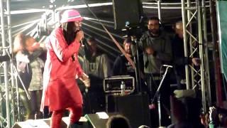 Alpha Blondy - 'Peace In Liberia' 2015 Reggae Jam