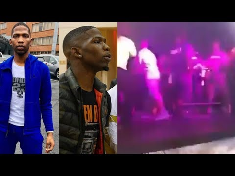 BlocBoy Jb Responds To Footage & Nc Goons Saying He Got Ran Out The Club
