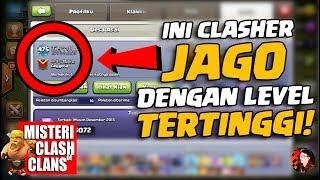 CLASHER DEWA DENGAN LEVEL PALING TINGGI! - Misteri Coc #1