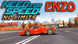 ENZO FERRARI ВЕСЬ ДЕНЬ БОКОМ #4   Need For Speed NO LIMITS iOS