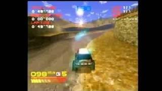 4 Wheel Thunder Dreamcast Gameplay_1999_11_10_2