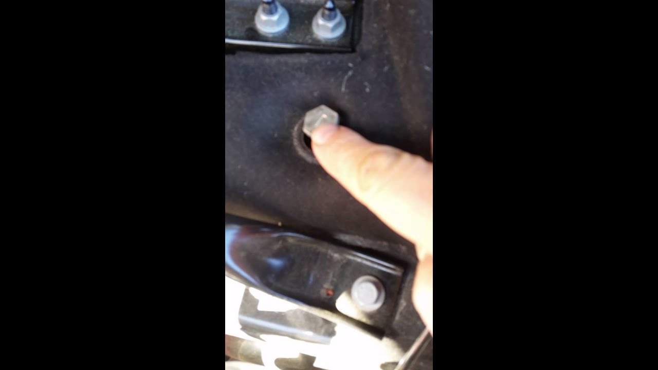 Audi Q5  2012  Under-hood Battery Terminal Location