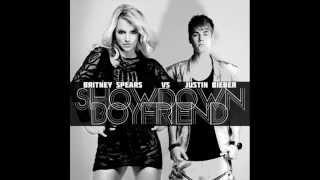 Boyfriend vs. Showdown - Justin Bieber ft. Britney Spears [2012 REMIX]