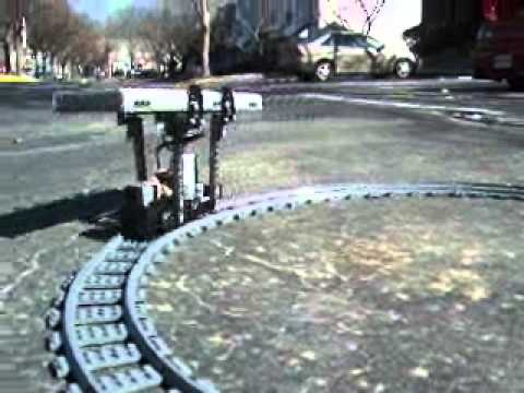Lego Education PF Solar Power Train