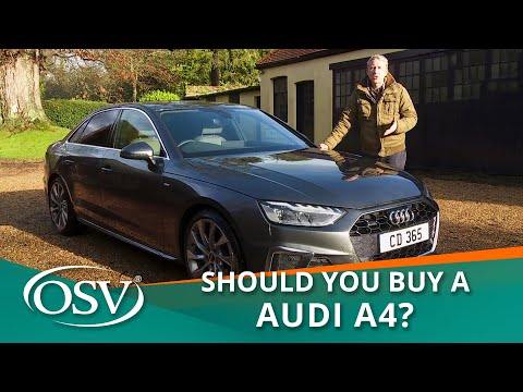 Audi A4 - Should You Buy One?