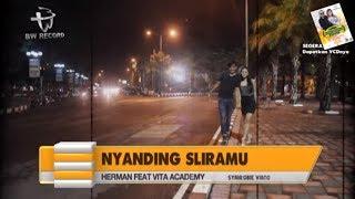 Vita Alvia ft Herman - NYANDING SLIRAMU [KARAOKE + LIRIK]