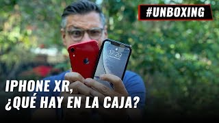 iPhone XR - #Unboxing en español