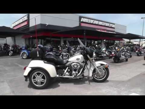 Harley Trikes For Sale >> 2007 Harley Davidson Electra Glide Police FLHP Hannigan ...