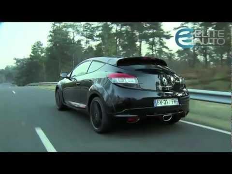 Essai Renault Megane Rs 265ch 2012 Youtube