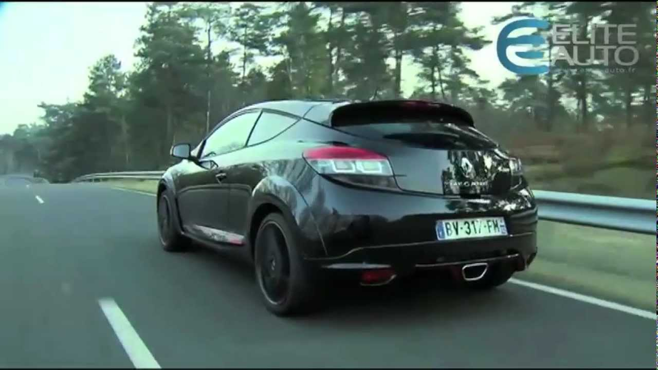 essai renault megane rs 265ch 2012 youtube. Black Bedroom Furniture Sets. Home Design Ideas
