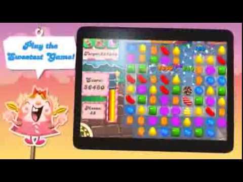 Tải Game Candy Crush Saga miễn phí cho điện thoại