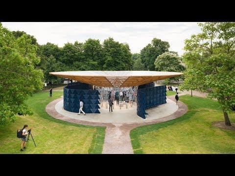 Serpentine Pavilion 2017 – Francis Kere