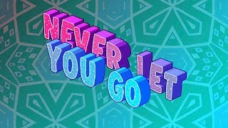 Slushii - Never Let You Go ft. Sofia Reyes [Lyric Video] Video