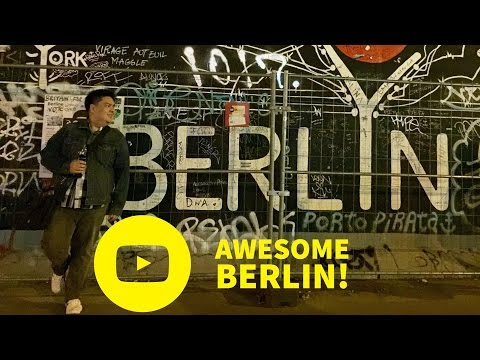TRAVEL VLOG: Exploring Berlin, Germany! Must try the Currywurst!