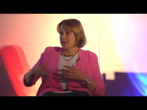 Tanni Grey Thompson at The Knowledge Guild