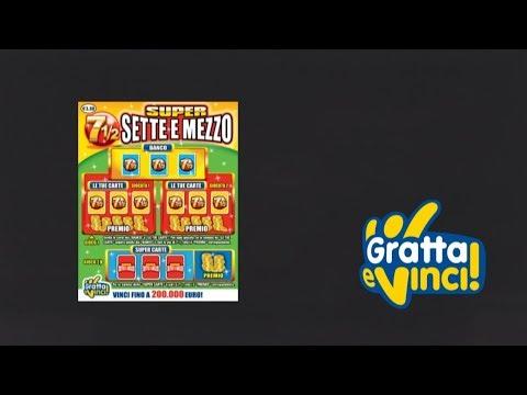 Gratta e Vinci: Super 7½ - Tagliando 00 [Serie 49]