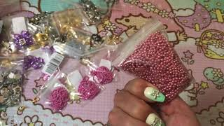 BEAD HAUL 2018!!! FINALLY XD, CHARMS, CHAIN, CLASP,S, CONNECTORS & MORE!!