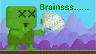 Video Growtopia|Zombie Brain! download MP3, 3GP, MP4, WEBM, AVI, FLV Juli 2018