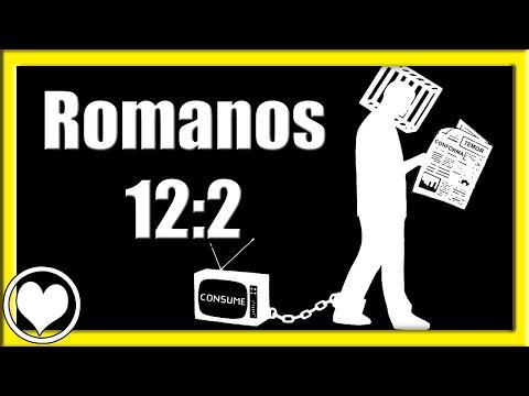 Reflexión Cristiana Para Jóvenes - ¡¡No Seas Como El Mundo!! - Romanos 12:2