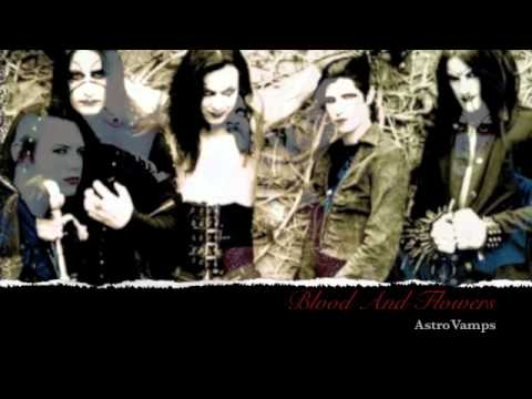 Blood And Flowers - Astrovamps