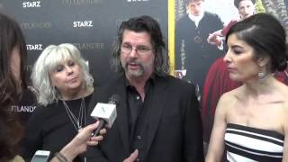 Outlander Season 2 Premiere with Ron Moore, Terry Dresbach and Maril Davis