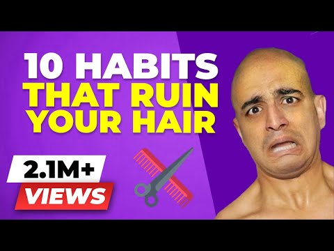 10 Best HAIR CARE Tips You'll Ever Get | Daily Habits that will KILL your hair | BeerBiceps