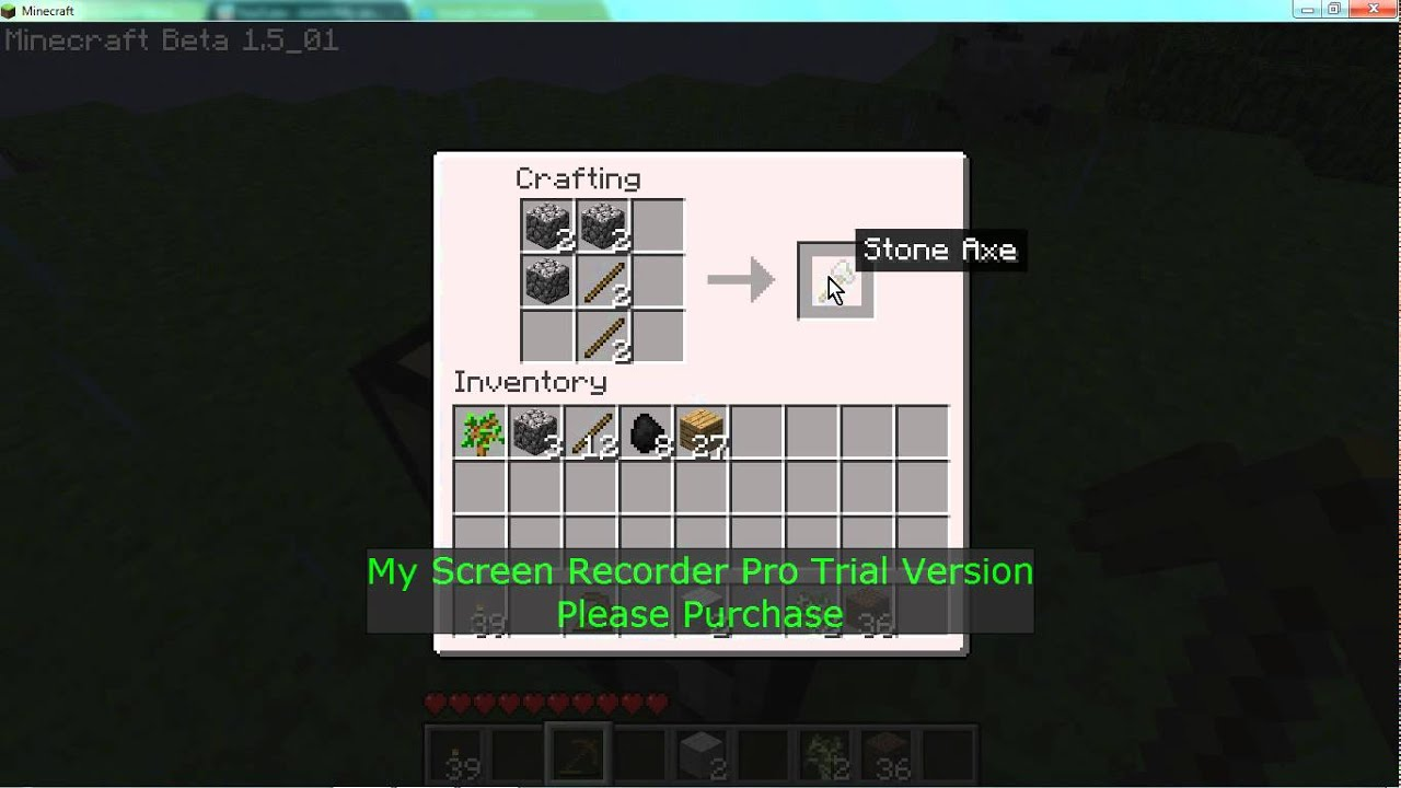 Hvordan Lage Stige Minecraft