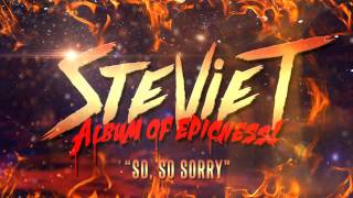 Stevie T - So, So Sorry (Feat. Nikki Simmons)
