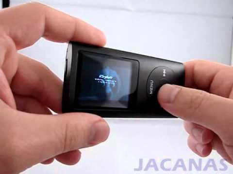 Mp4 Altavoz Mp3 musica videos reproductor Radio FM graba voz lee jpg txt puerto MicroSD recargable