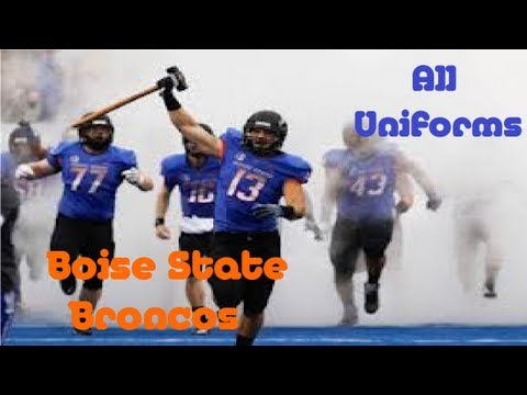 ncaa-football-14---all-of-the-boise-state-bronco-uniforms!