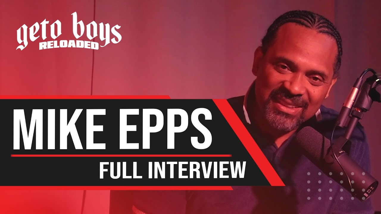 Mike Epps On Being 'On The Run' After Jail, The WORST DRUG DEALER & Road To The RICHAR
