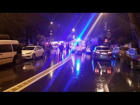 İstanbul ortaköy Reina BOMBALI SALDIRI ANI         01.01.2017