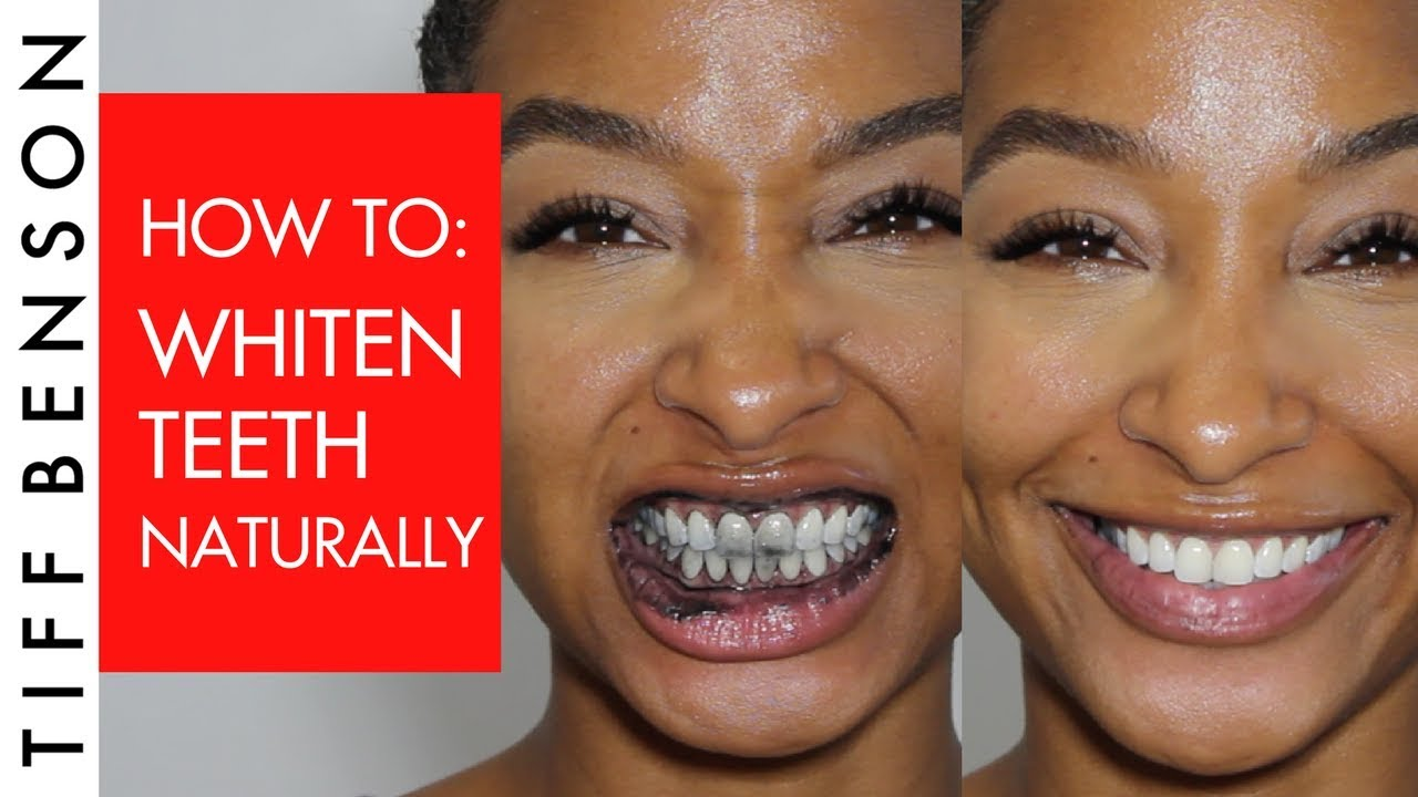 how to use charcoal whiten teeth