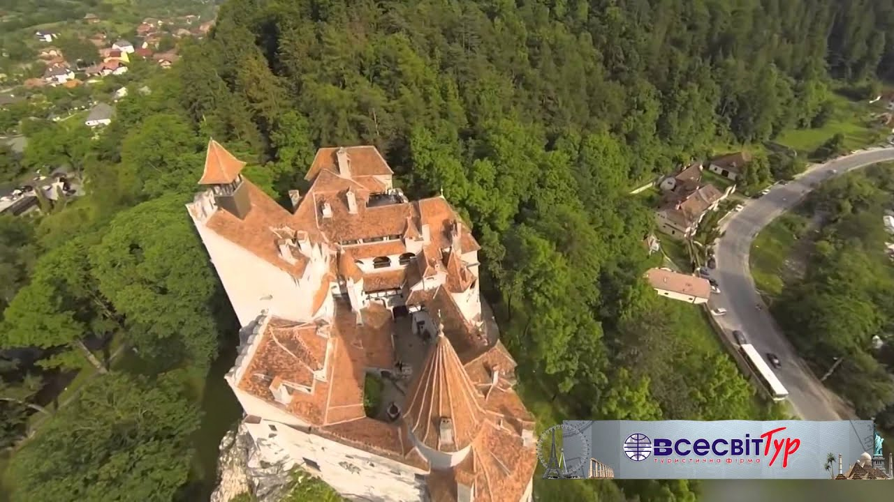 Хочу в отпуск. Румыния. Туристическое шоу на TV5
