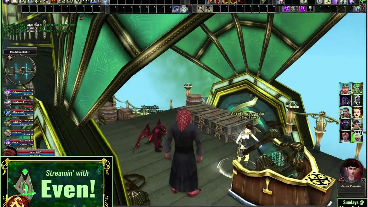 Even Now – Funz and failz in DDO… and beyond!