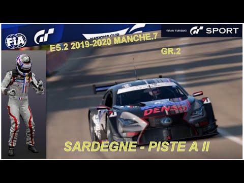 GT-SPORT FIA.NATION ES.2 20190-2020 M.7 - DUR DE DOUBLER SUR CETTE PISTE RAPIDE..PROPREMENT BIEN SUR