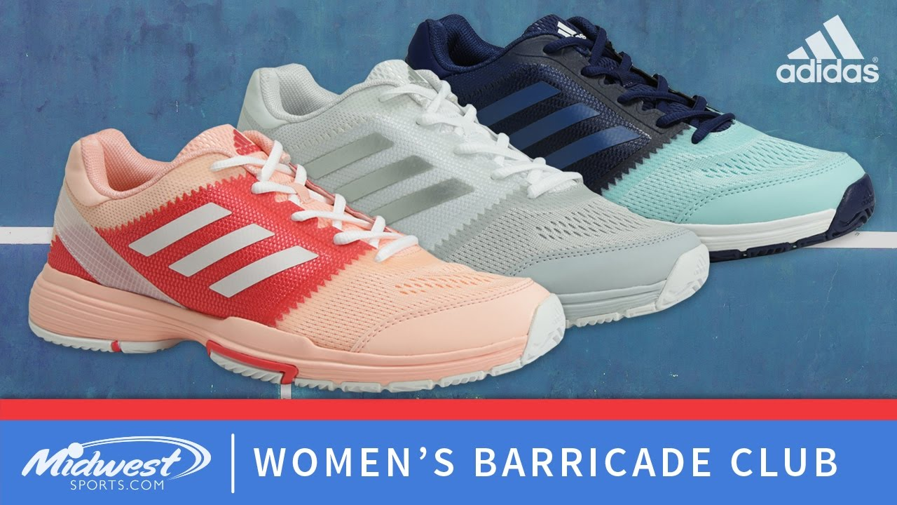 5ad048c95e9 adidas Women's Barricade Club