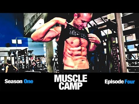 Muscle Camp TV Ep.4: Abs Workout for Men
