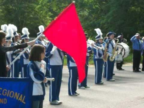 Narragansett Band-Phillipston Memorial Day 2010-ADN
