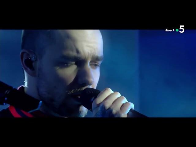 Exclu : Rita Ora & Liam Payne : For you live / 50 nuances plus claires - C à Vous - 05/02/2018