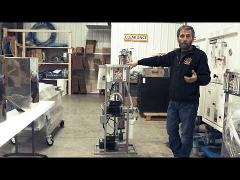 How The Leader Evaporator MicRo RO Machine Works- Purinton Maple