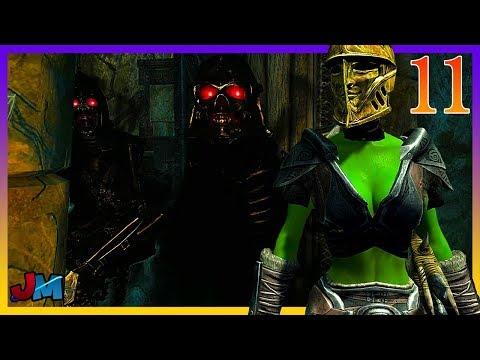 Skyrim Прохождение ➨ Часть 11 Сияние Рассвета (The Elder Scrolls V)