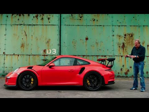 Porsche 911 GT3 RS Review by Jeremy Clarkson #Porsche911