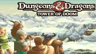 Dungeons & Dragons: Tower of Doom (ダンジョンズ&...