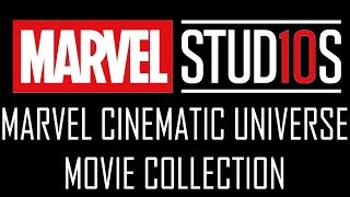 Marvel Cinematic Universe Movie Collection 2018 (UPDATED)