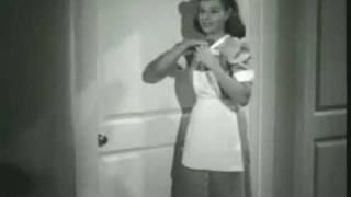 Paulette Goddard  isTrouble!!!!!! (Trouble-Pink)
