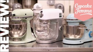 STAND MIXER REVIEW! | Which Home Stand Mixer is Best? | Cupcake Jemma